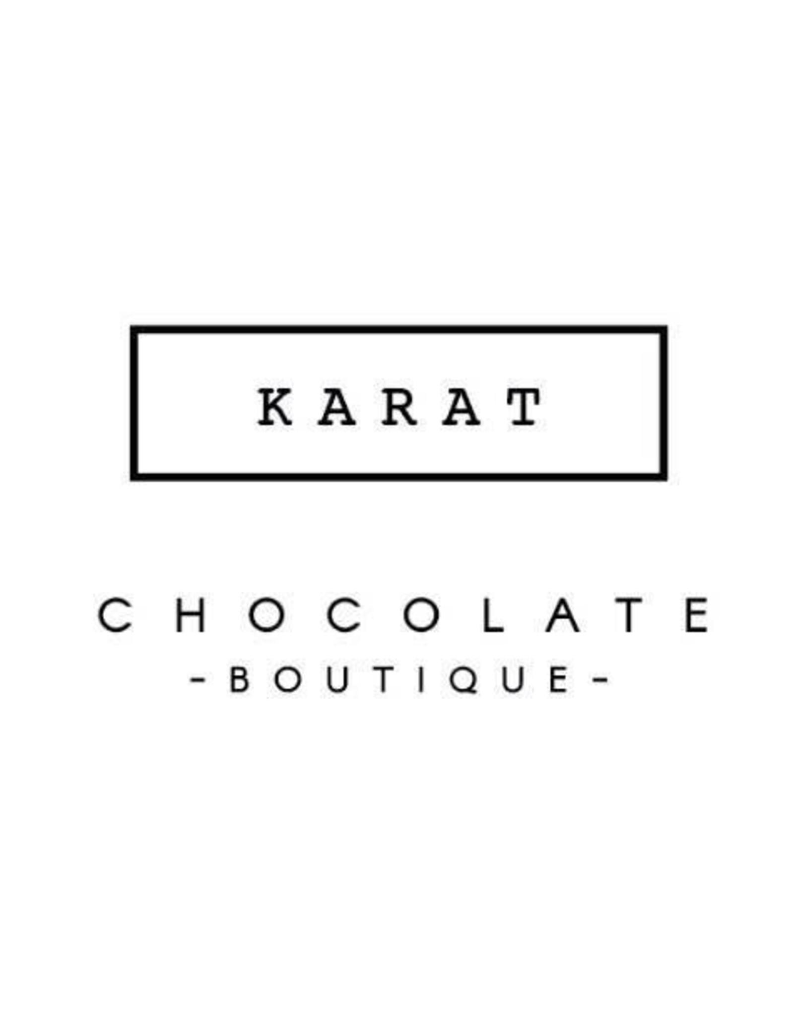 Karat Chocolate Single Origin Dark - (Full) Chocolate Bar