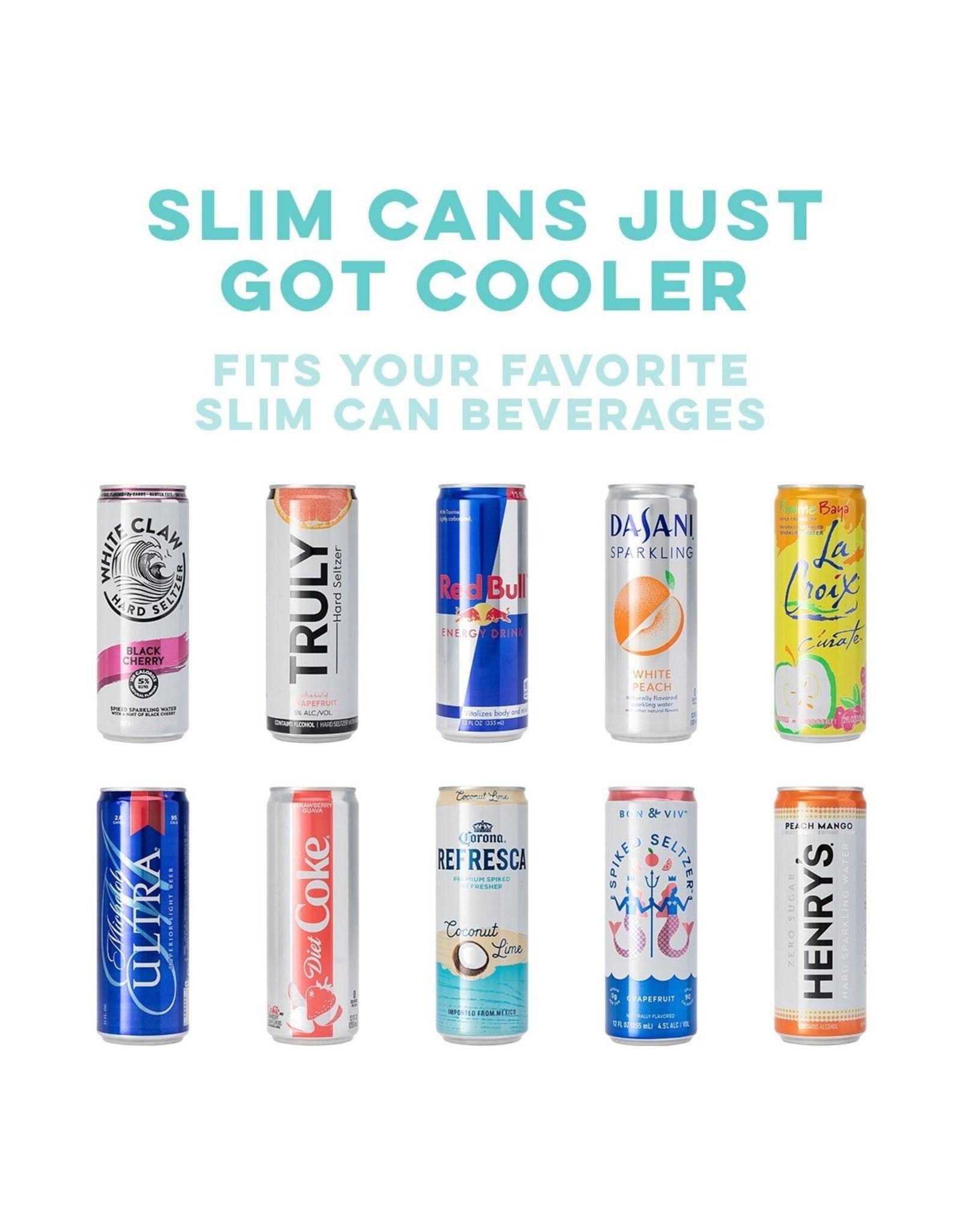 Swig 12Oz Skinny Can Cooler - Matte Navy