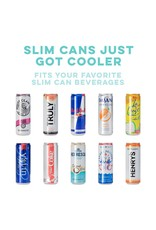 Swig 12Oz Skinny Can Cooler - Matte Black