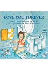Love You Forever Board Book