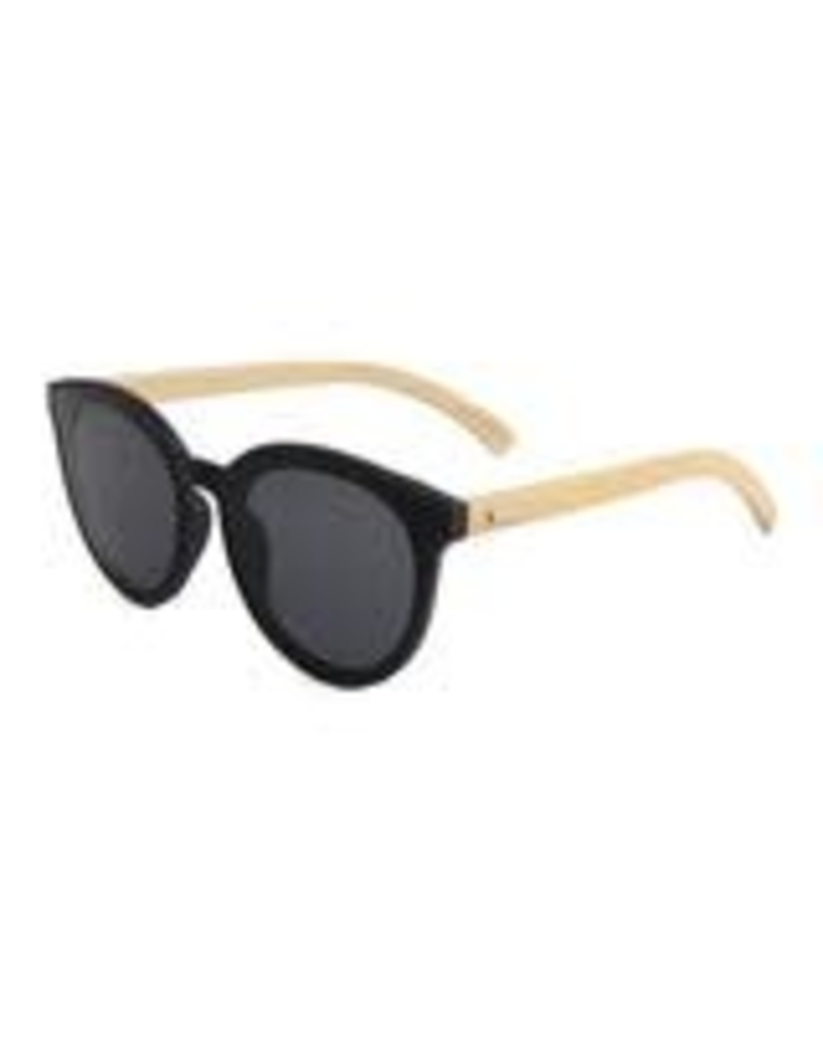 Matte Black Elm Sunglasses
