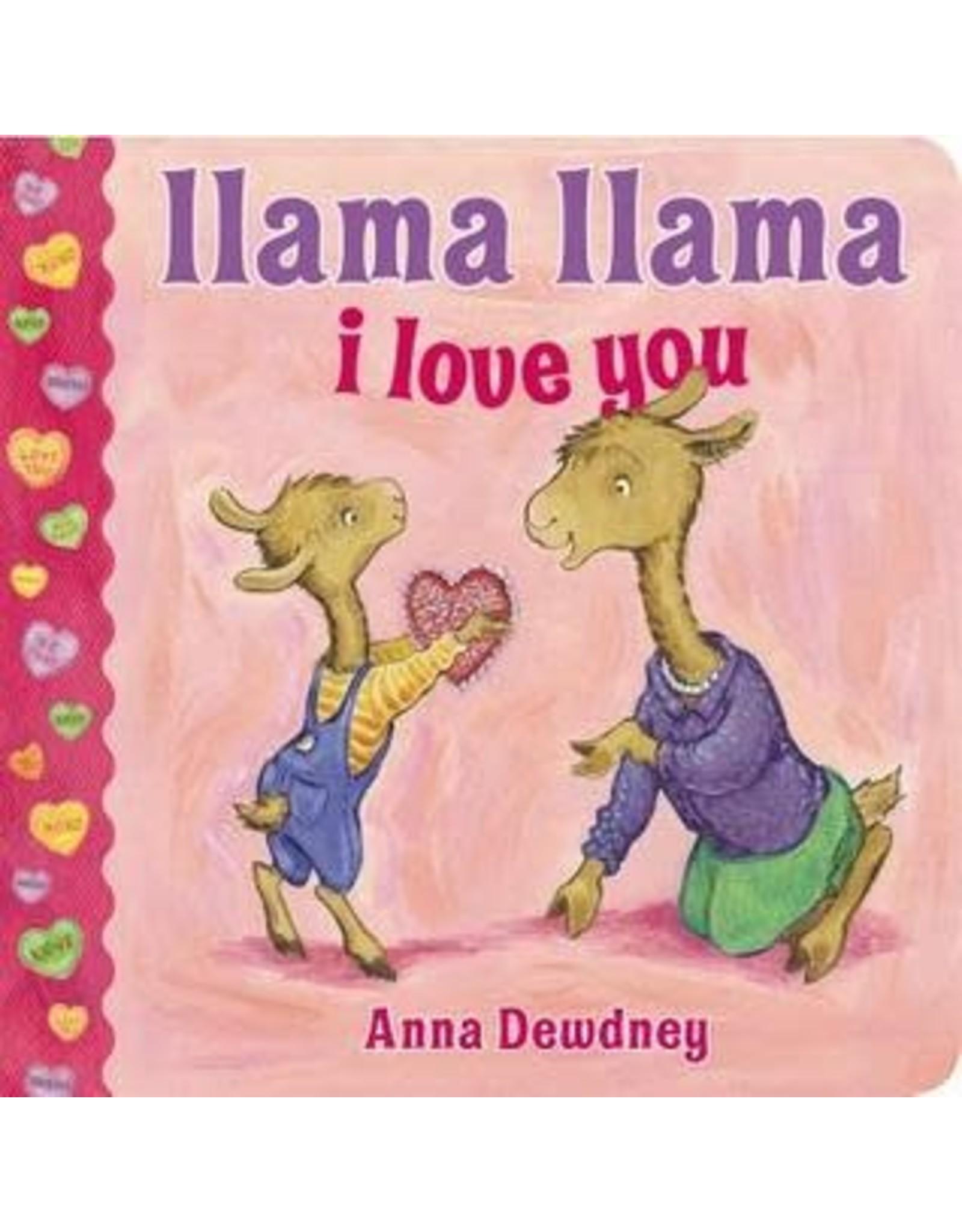 Penguin Random House Llama Llama I Love You