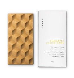 Karat Chocolate Pineapple Upside Down-Chocolate Bar