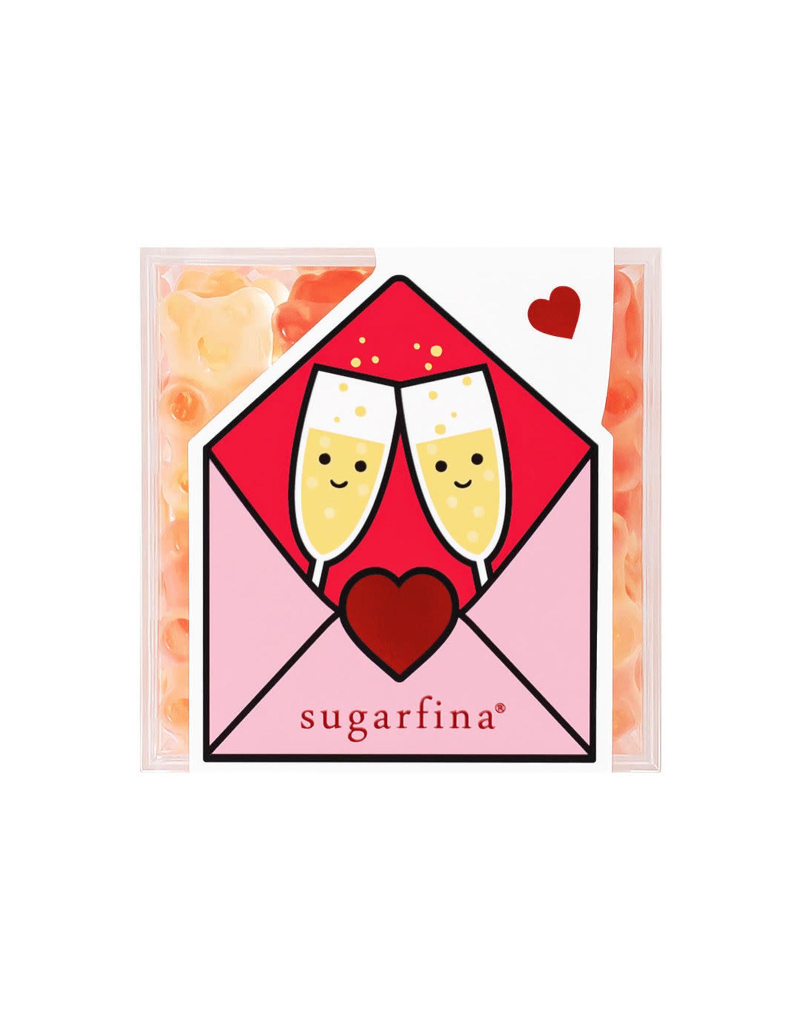 """Sugarfina """"Cheers to Us!"""" Champagne Bears"""
