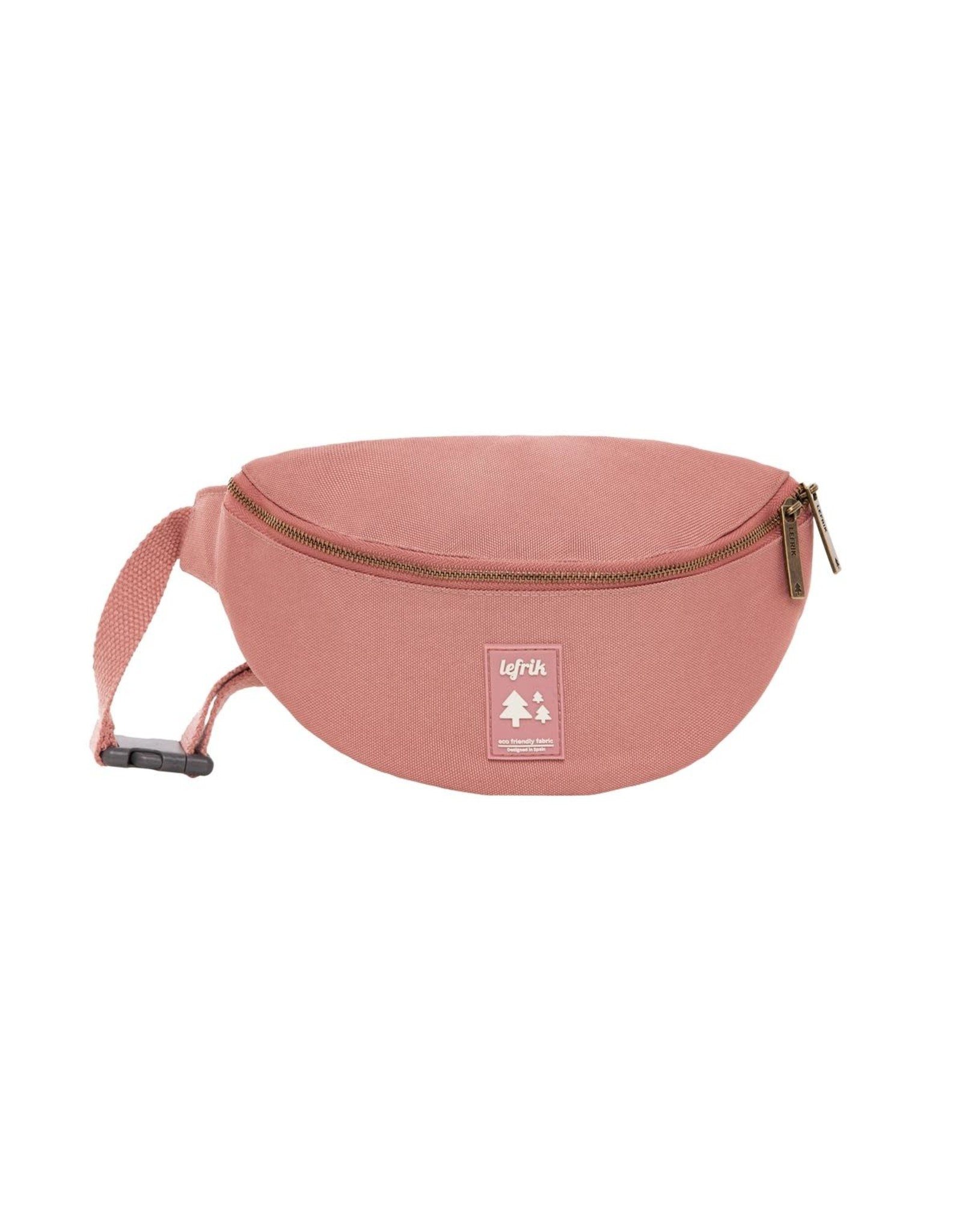 LEFRIK GOLD BEAT BUM BAG - Dust Pink