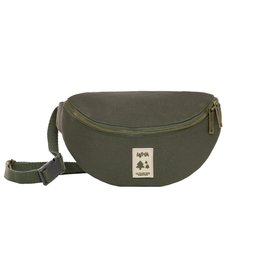 LEFRIK GOLD BEAT BUM BAG - Olive