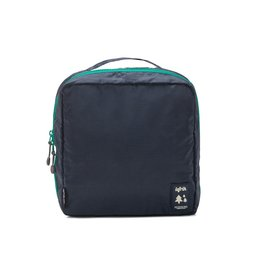 LEFRIK MULTIWASH  BAG - Navy/Green