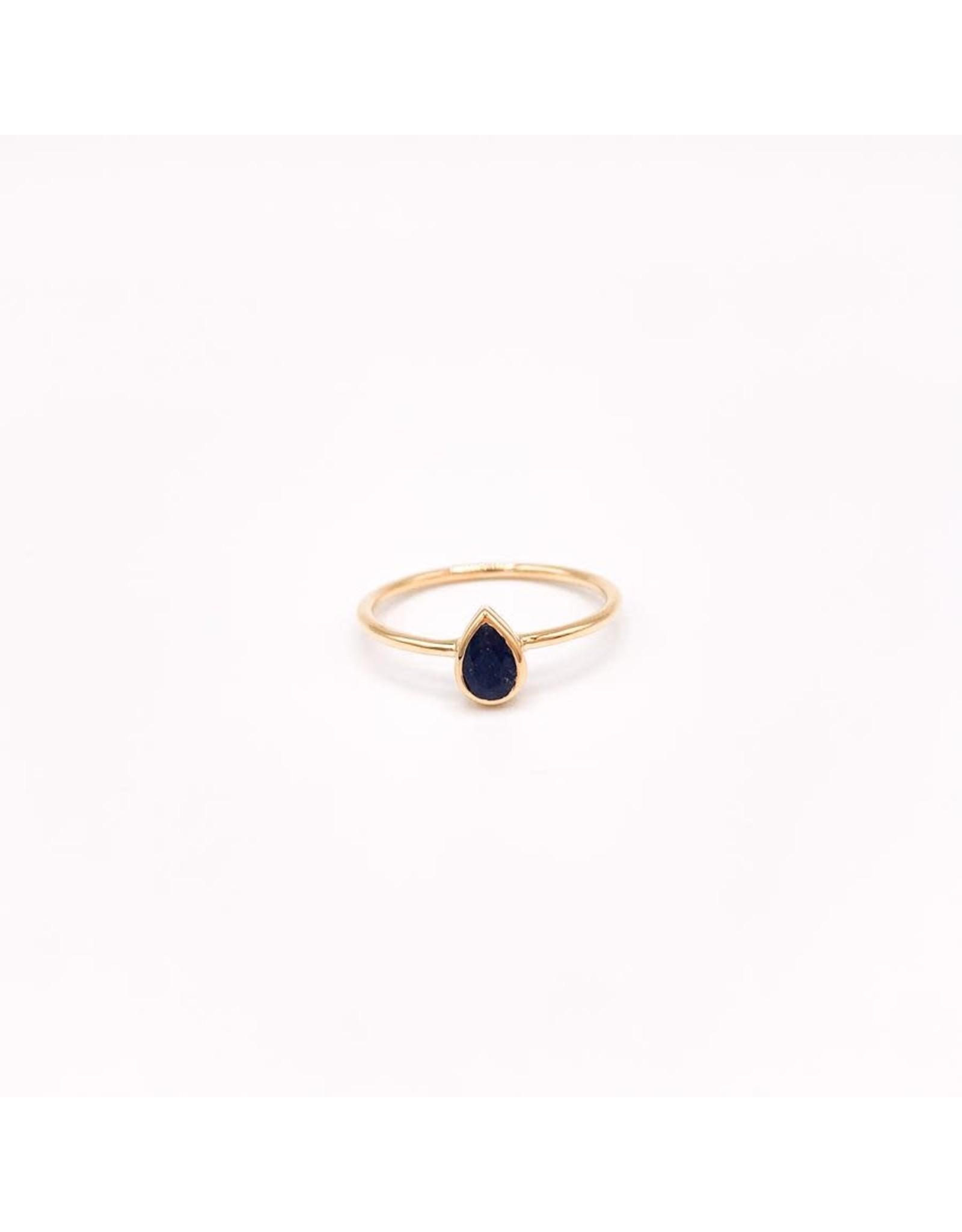 Jewelry By Amanda Gold Scarlett Sapphire - Ring