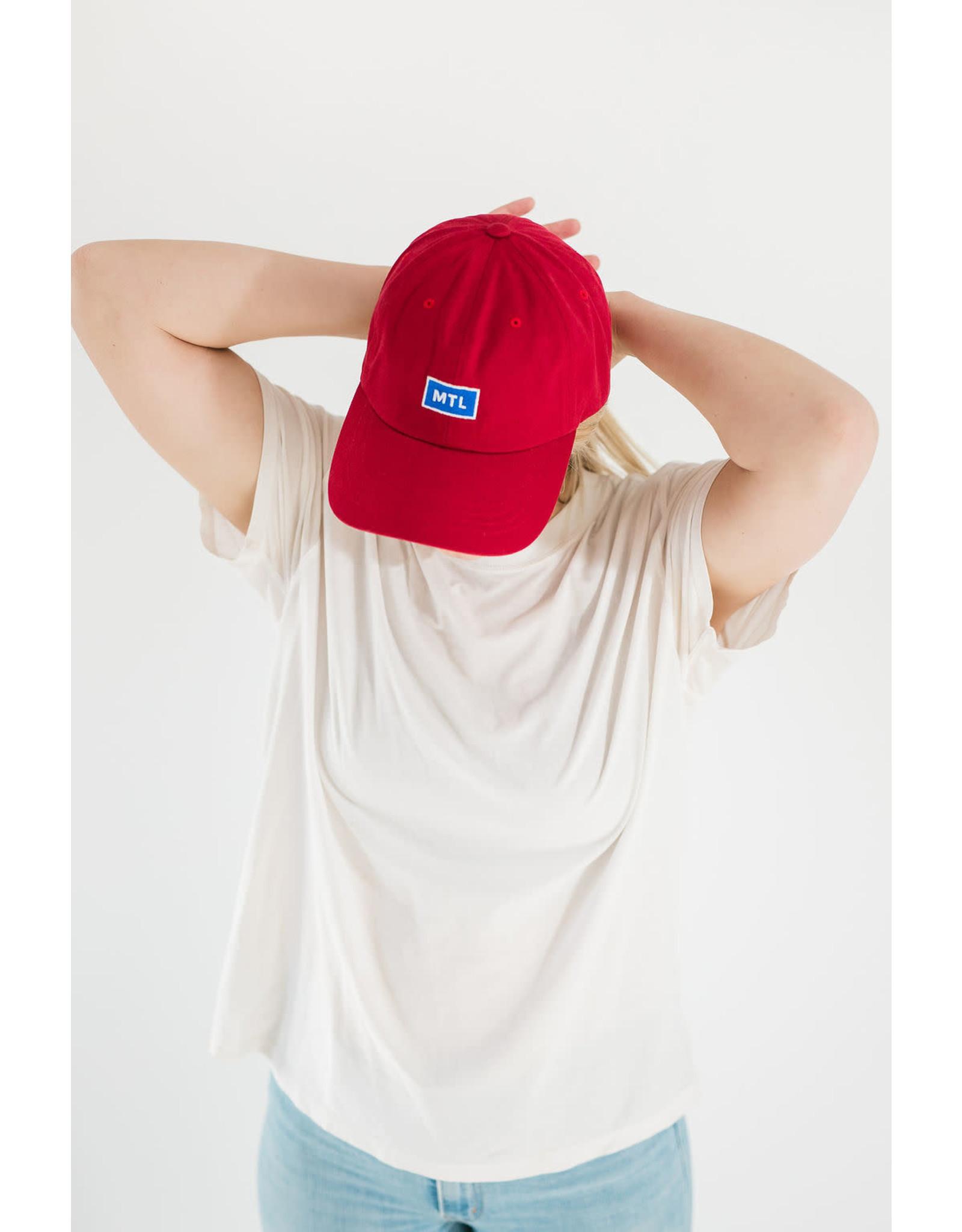 CDN MTL Dad Hat