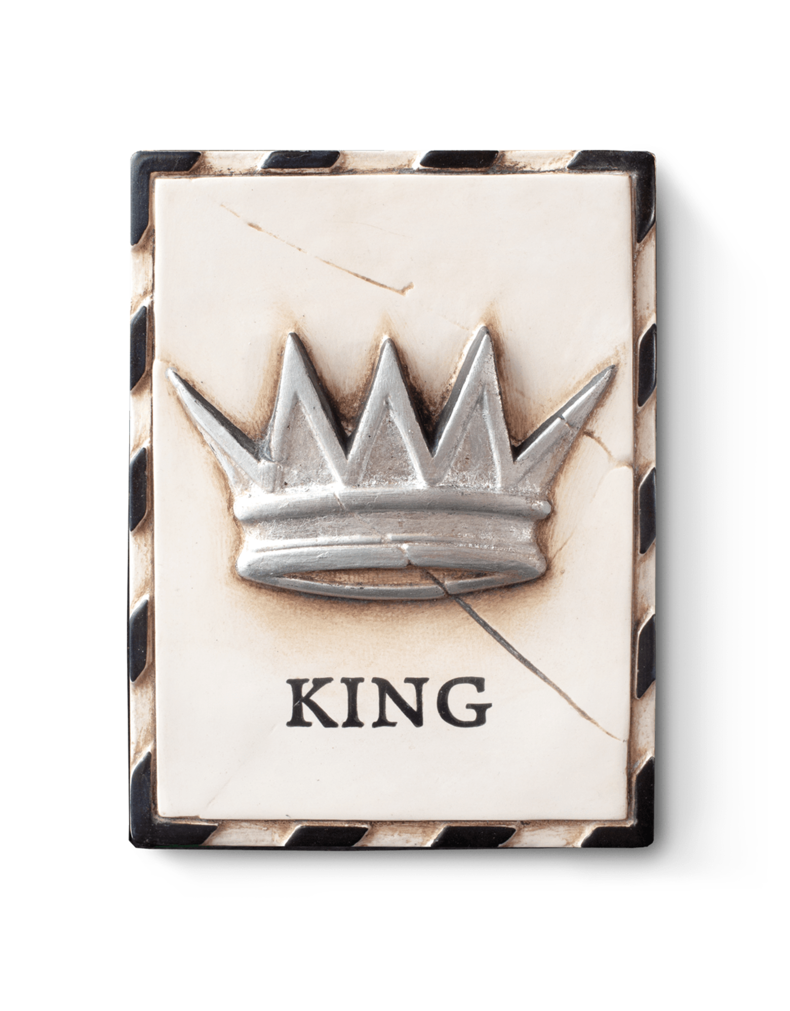 Sid Dickens T22 King - Silver