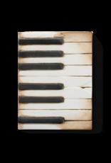Sid Dickens T45 Piano Keys