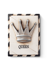 Sid Dickens T25 Queen - Silver