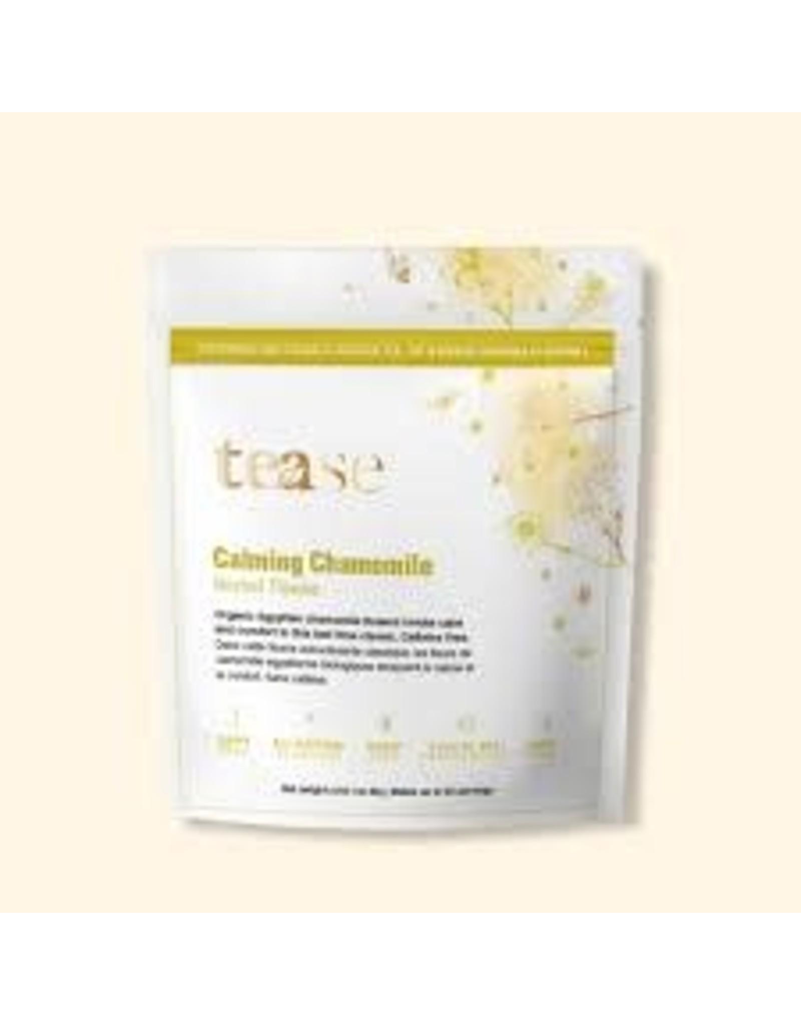 Tease Tea Calming Chamomile Herbal Blend (organic)