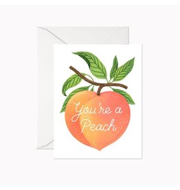 Linden Paper Co. You're a Peach Card