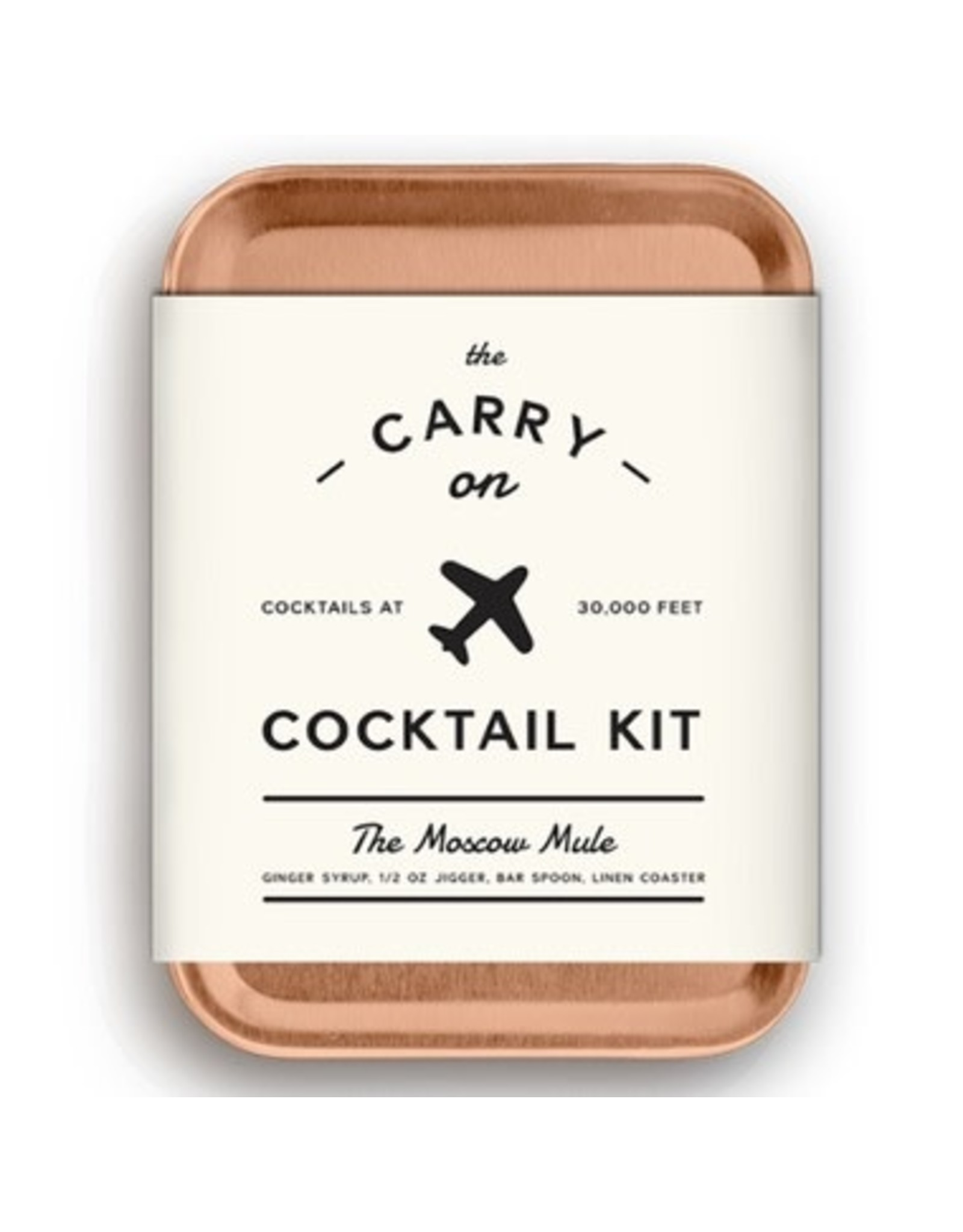 Carry On Cocktail Kit-Moscow Mule