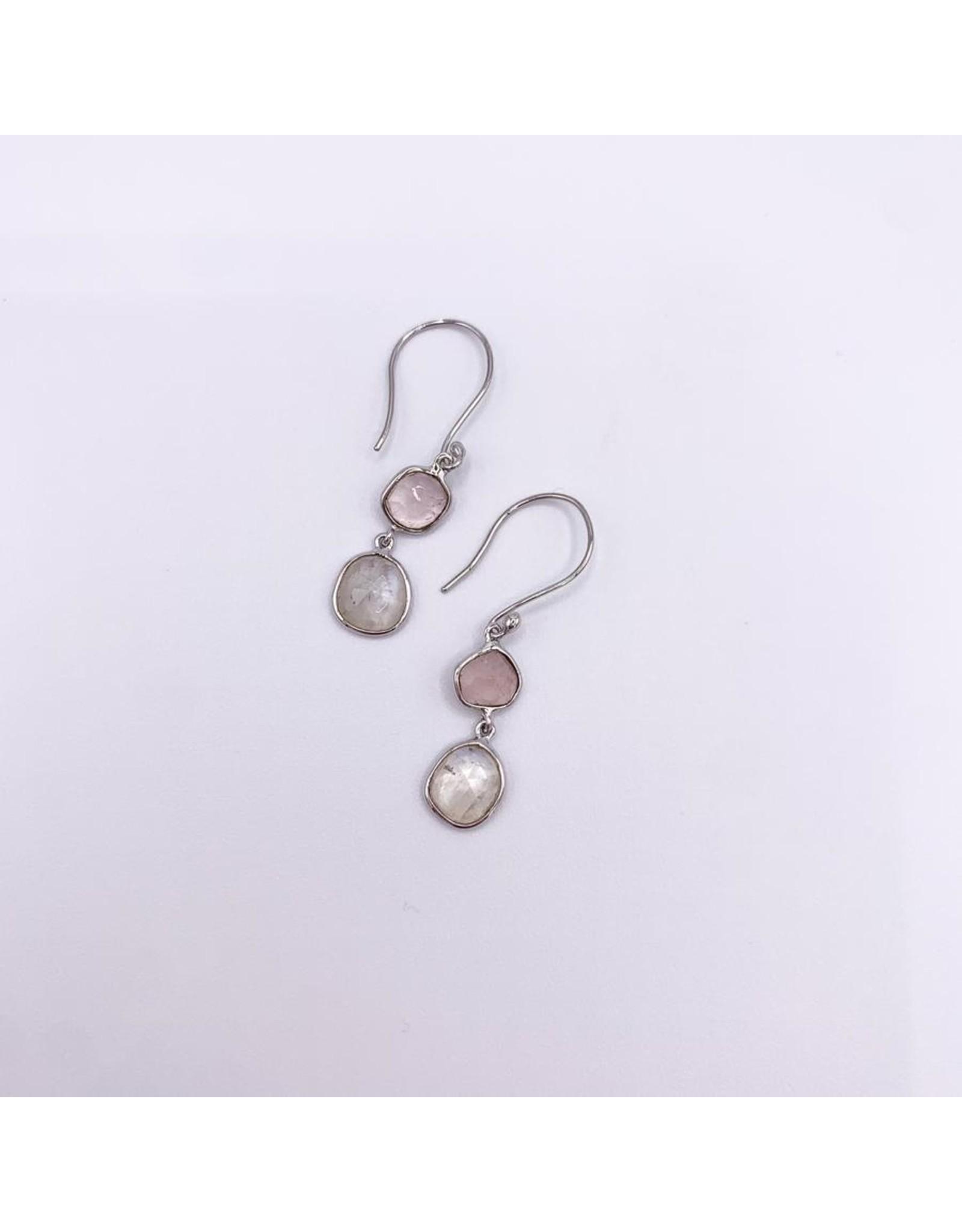 Jewelry By Amanda Silver Jacey Earrings