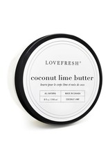 LOVEFRESH 8oz Coconut Lime Body Butter