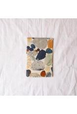 Mooshki Made Single Medium 'Pebble Beach'  Beeswax Wrap
