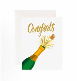 Jaybee Designs Congrats Bubbly  - Card
