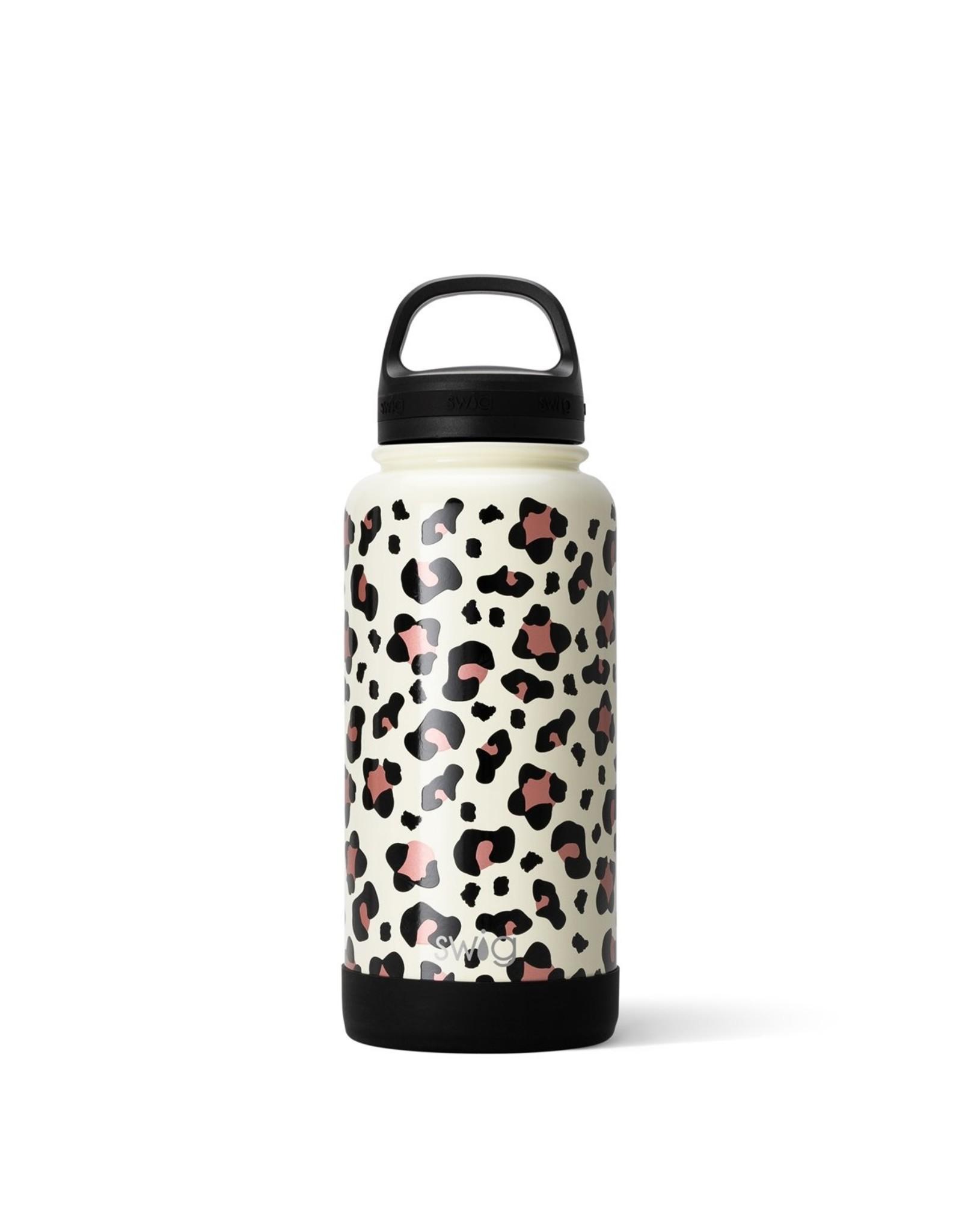 Swig 30 oz Bottle- Luxy Leopard