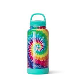 Swig 30 oz Bottle- Swirled Peace
