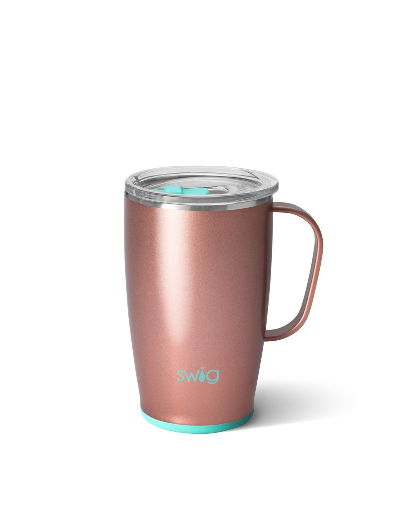 Swig 18 oz Mug - Rose Gold