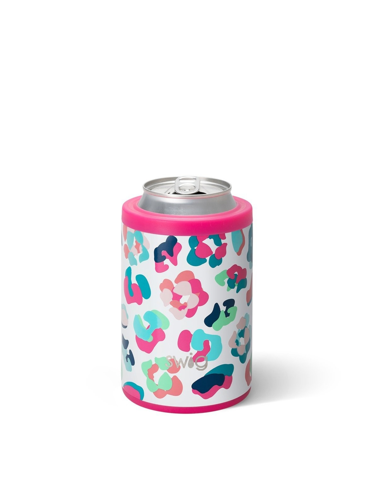 Swig 12 oz Combo Can Cooler - Party Animal