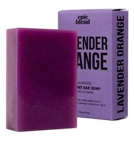 Epic Blend Lavender & Orange Bar Soap