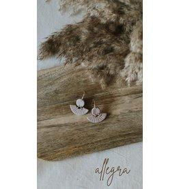 Potter + Grace The Allegra Earring
