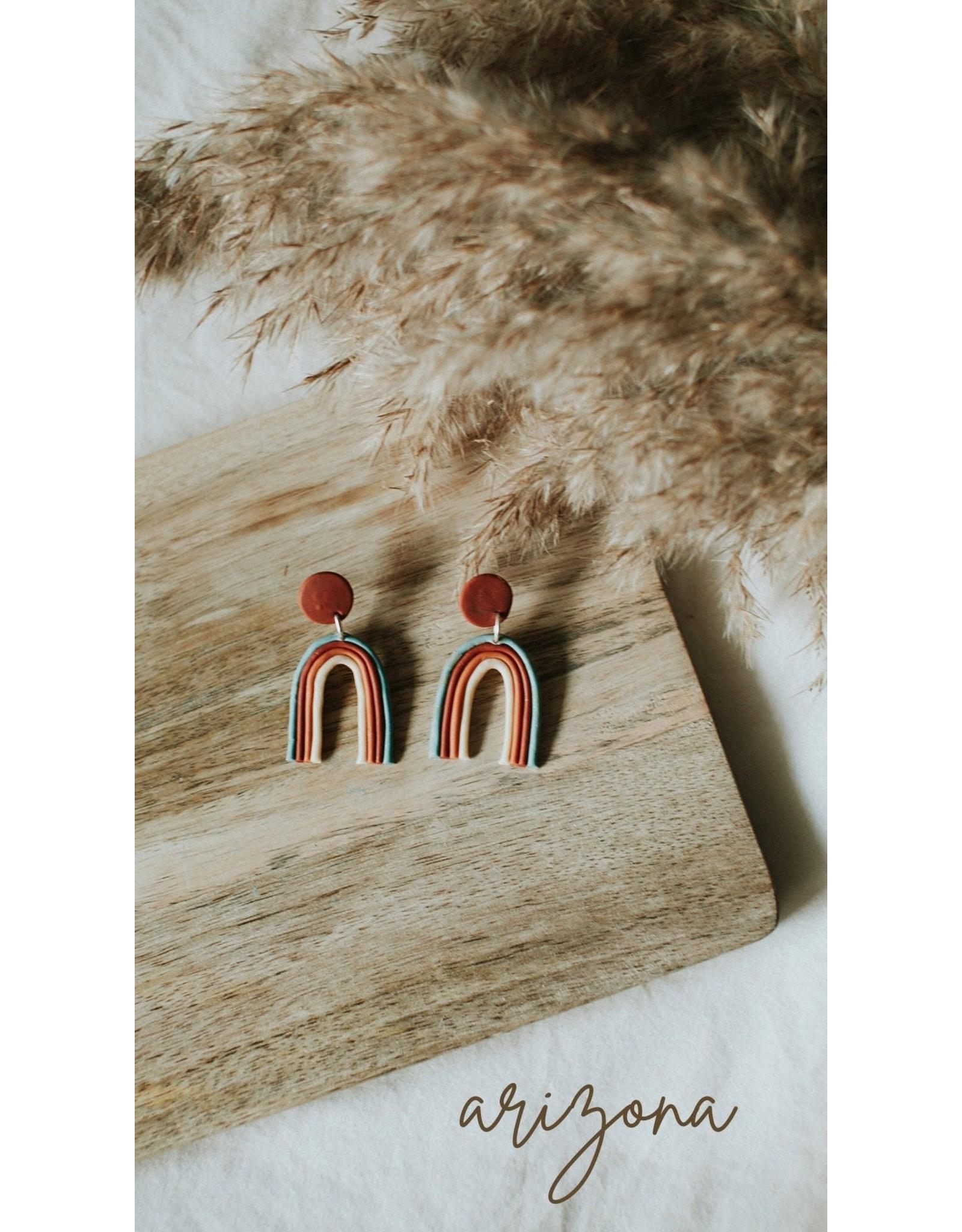Potter + Grace The Arizona Earring