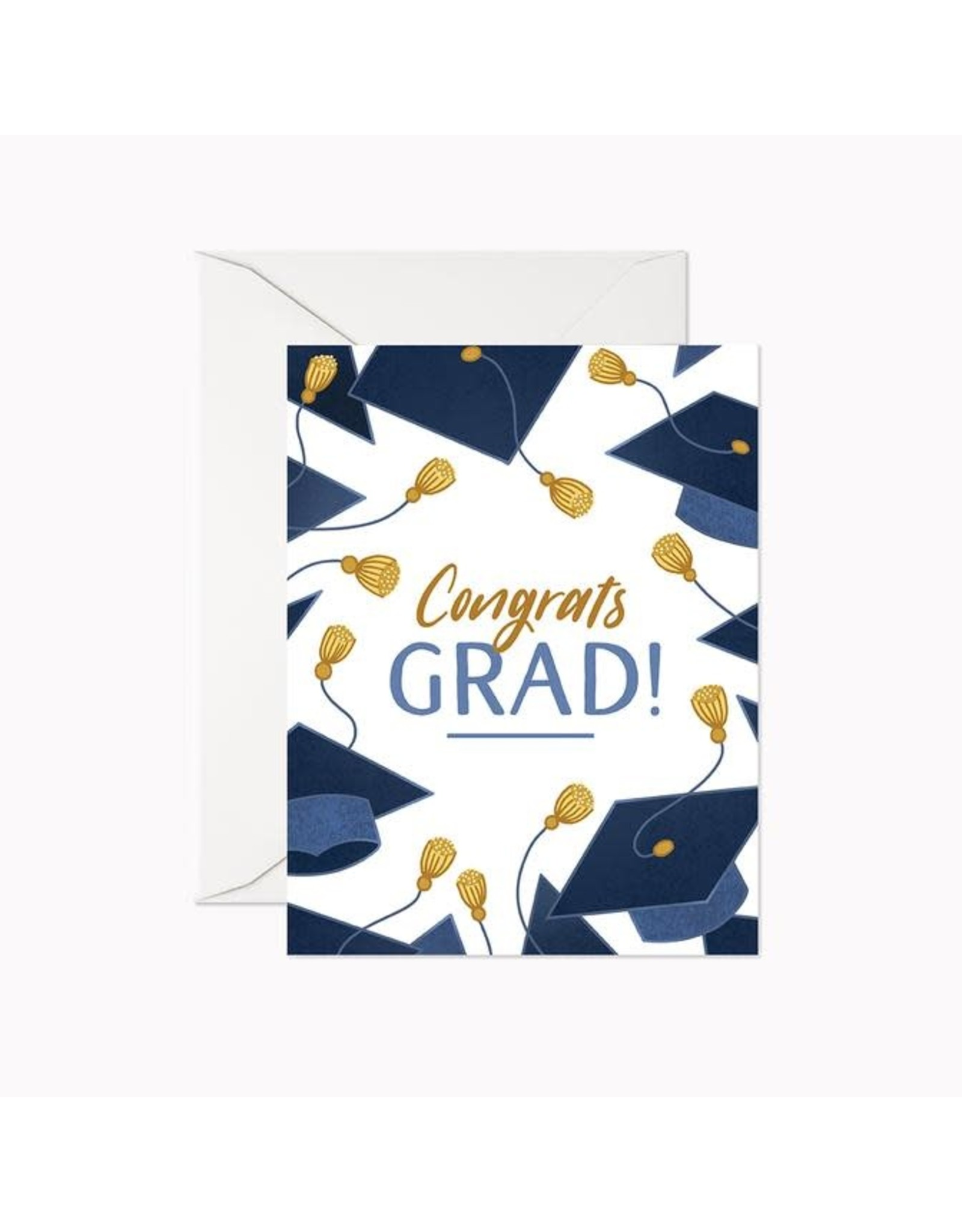 Linden Paper Co. Congrats Graduate Card