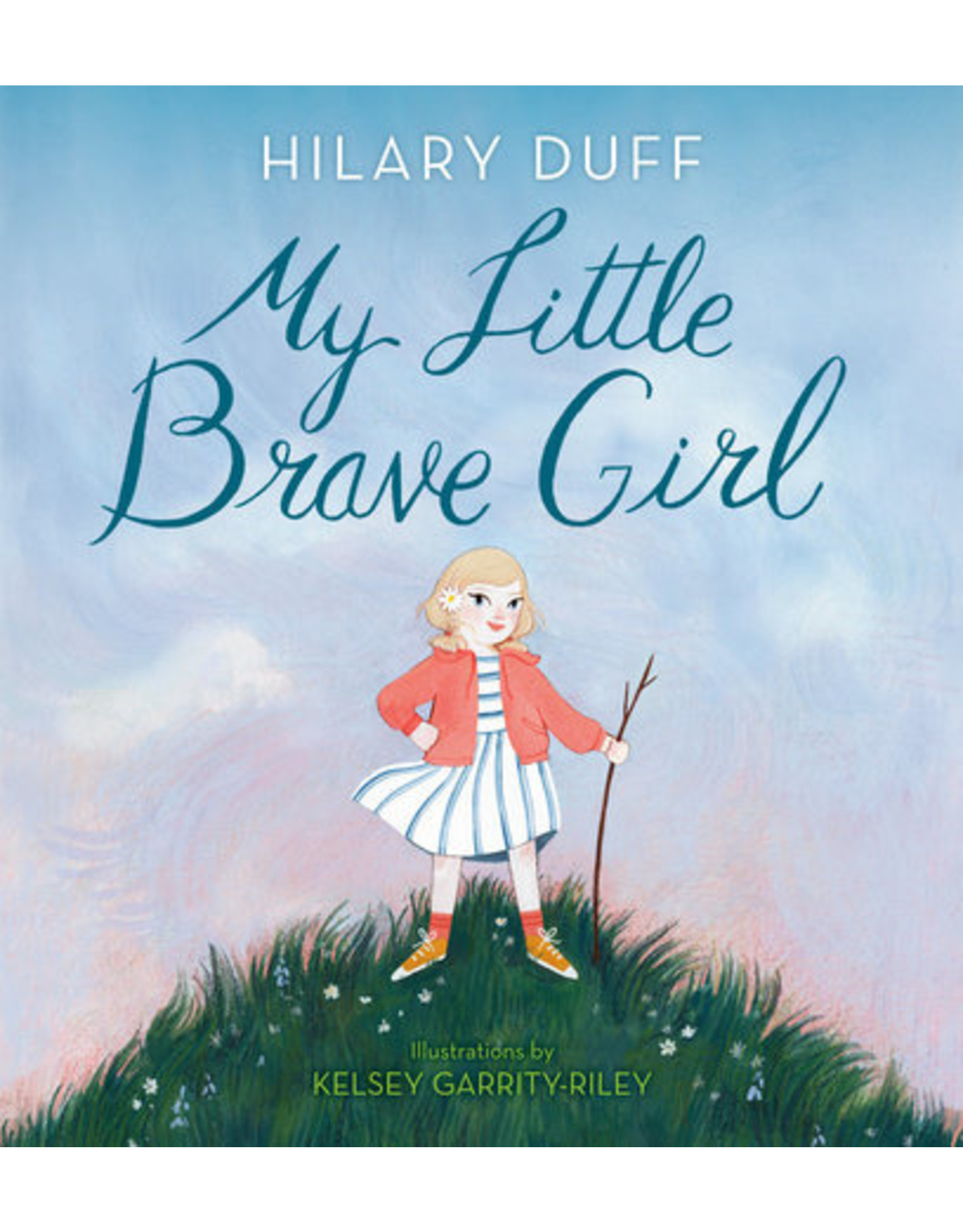 Penguin Random House My Little Brave Girl