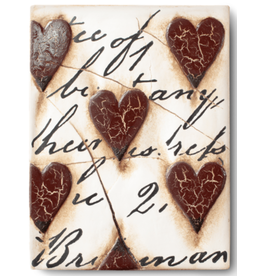Sid Dickens T01 Red Hearts with Script