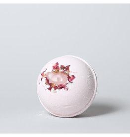 Apt. 6 Skin Co. Rose Quartz + Ho Wood Bath Bomb