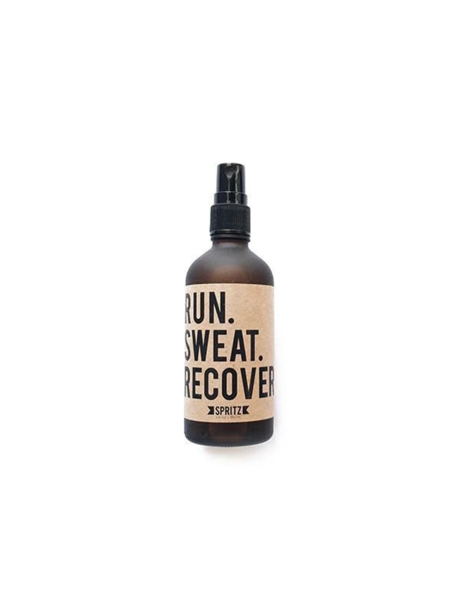 Happy Spritz Run Sweat Recover