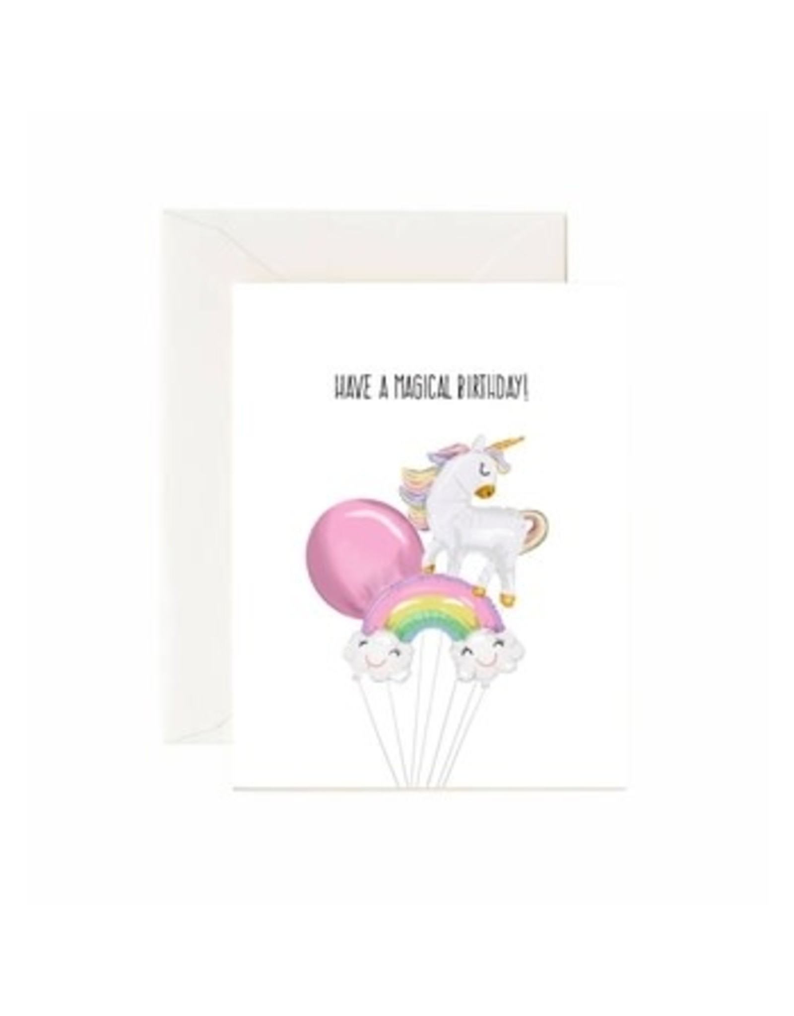Jaybee Designs Have A Magical Birthday! - Card