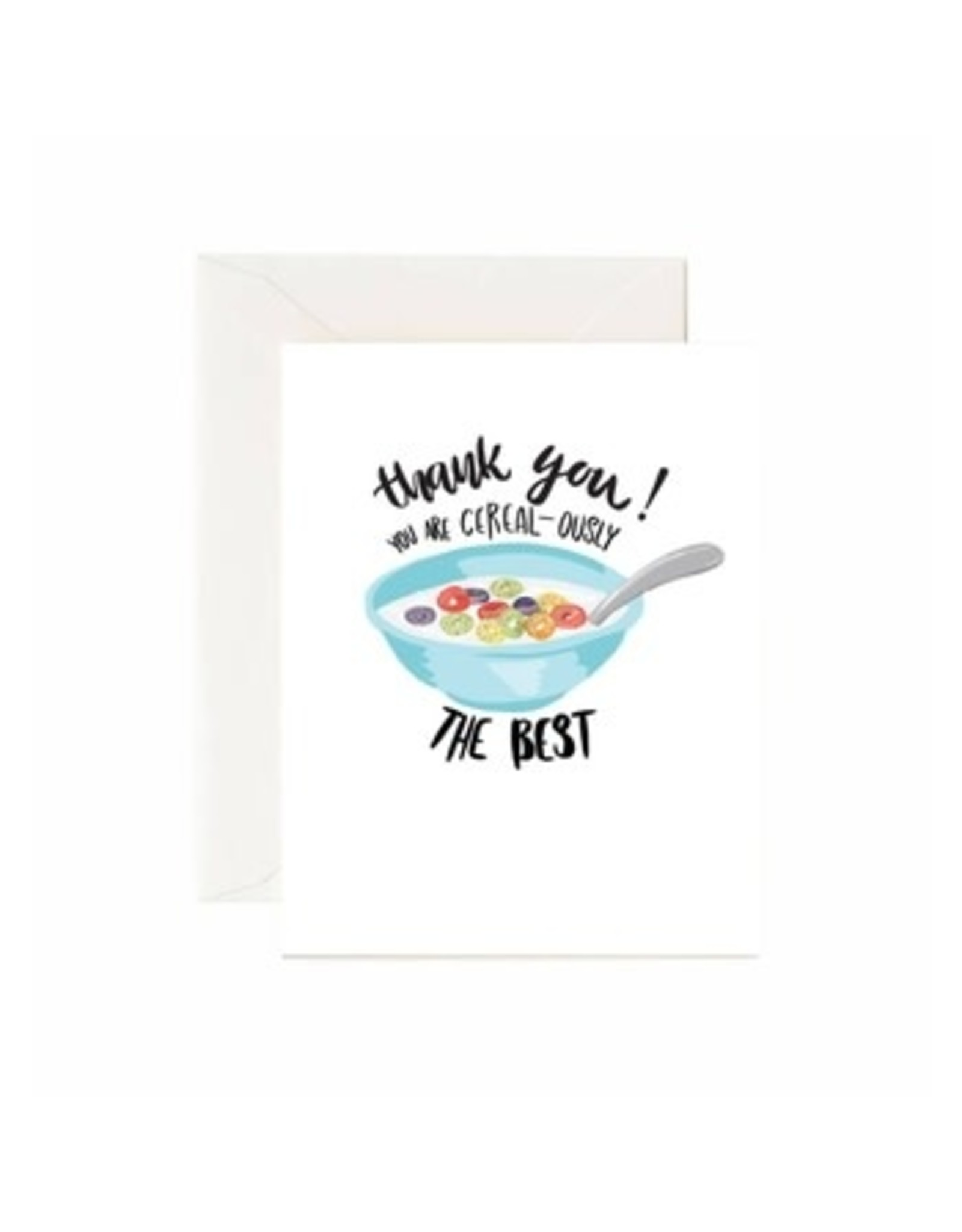 Jaybee Designs Thank You You Are The Best - Card