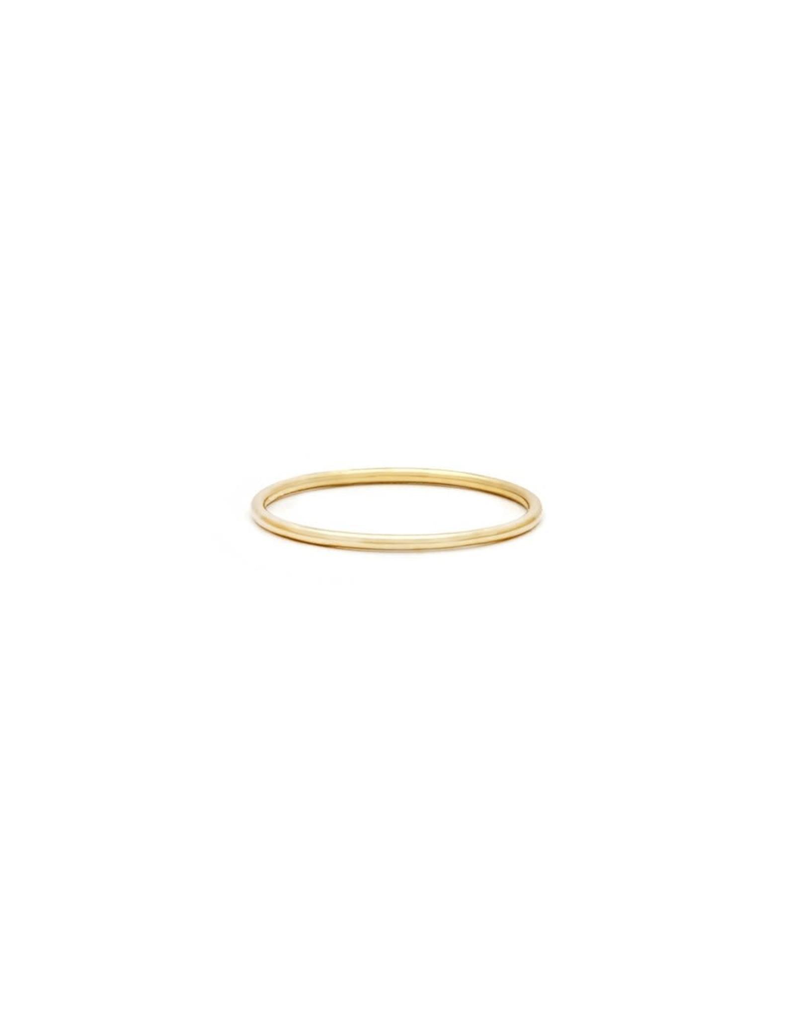 leah alexandra Stacking Ring | Goldfill