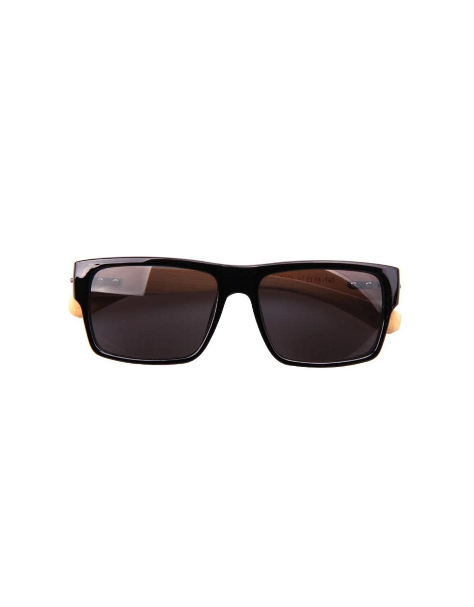Cebia Black Sunglasses