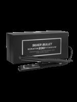 Silver Bullet Silver Bullet Keratin 230 Silver Titanium Straightener - 38mm Wide Plates