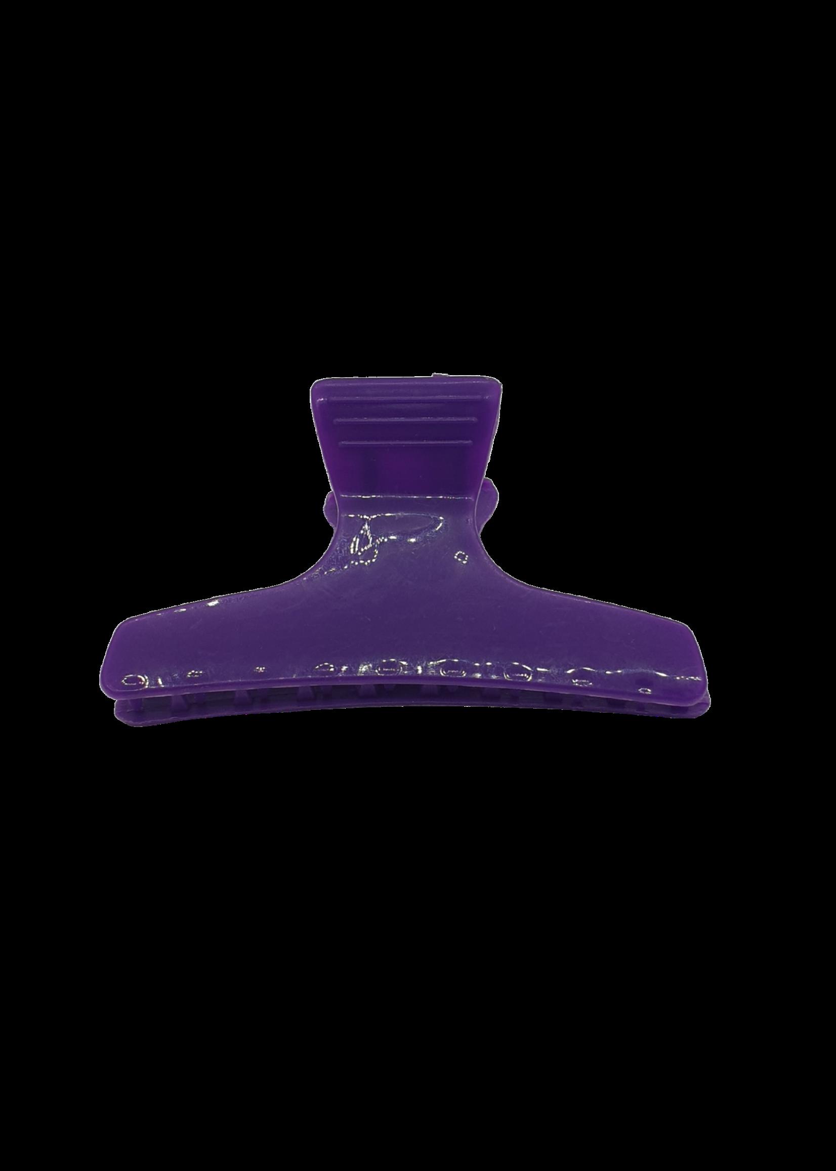 999 Premium Pin Company 999 Butterfly Clamp Large Dark Purple