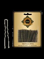 "999 Premium Pin Company 999 Fringe Pins 2"" Bronze 100pk"