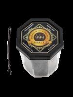 """999 Premium Pin Company 999 Bobby Pins 3"""" Black Tub 250g"""