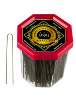 "999 Premium Pin Company 999 Ripple Pins 3"" Bronze Tub 250g"