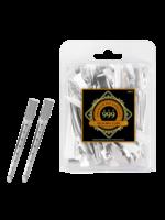 999 Premium Pin Company 999 Duckbill Clips Steel 30pk