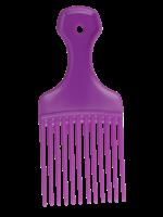 Salon Smart Salon Smart Afro Comb - Purple