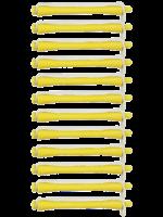 Salon Smart Salon Smart Standard Perm Rods 6mm Yellow 12pk