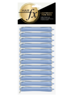 Hair FX Hair FX Lightweight Perm Rods 11mm Blue 12pk