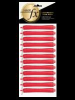 Hair FX Hair FX Lightweight Perm Rods 9mm Hot Pink 12pk