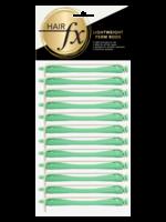 Hair FX Hair FX Lightweight Perm Rods 5mm Green 12pk